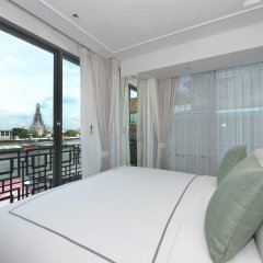 Отель Riva Arun Bangkok балкон
