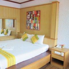 Отель Kata Garden Resort пляж Ката комната для гостей