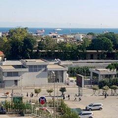 Hotel Akyildiz пляж