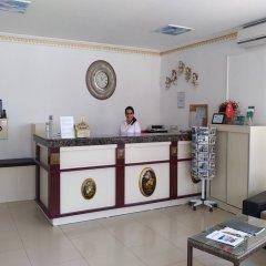 Altinkum Bungalows Турция, Сиде - отзывы, цены и фото номеров - забронировать отель Altinkum Bungalows онлайн интерьер отеля