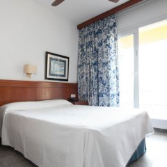 Отель Prestige Goya Park Испания, Курорт Росес - отзывы, цены и фото номеров - забронировать отель Prestige Goya Park онлайн комната для гостей фото 5
