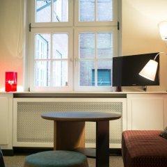Отель Apartment040 Averhoff Living Гамбург комната для гостей