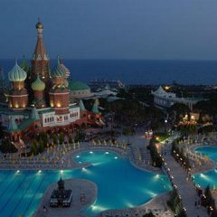 Отель Asteria Kremlin Palace - All Inclusive балкон