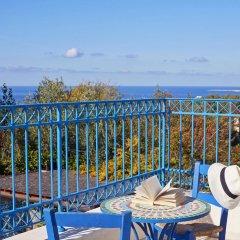 Отель Вилла Azzurro Luxury Holiday балкон