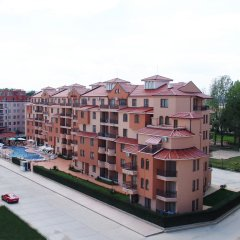 Отель Aparthotel Kasandra балкон