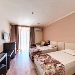 Отель Party Hotel Zornitsa Болгария, Солнечный берег - отзывы, цены и фото номеров - забронировать отель Party Hotel Zornitsa онлайн комната для гостей фото 2