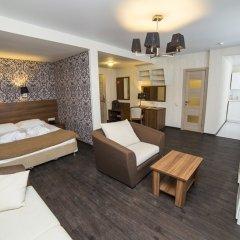 Гостиница ГЕЛИОПАРК Лесной комната для гостей фото 2