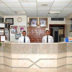 Отель Al Buhairah Hotel Apartments ОАЭ, Шарджа - отзывы, цены и фото номеров - забронировать отель Al Buhairah Hotel Apartments онлайн интерьер отеля фото 2