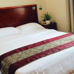 GreenTree Inn Chengdu Kuanzhai Alley RenMin Park Hotel комната для гостей фото 2