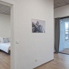 Отель 7 Ruzyně Apartments Чехия, Прага - отзывы, цены и фото номеров - забронировать отель 7 Ruzyně Apartments онлайн комната для гостей фото 4
