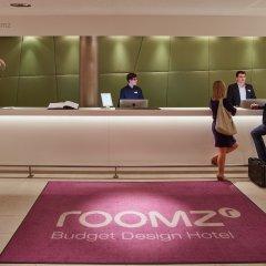Отель Roomz Vienna Gasometer спортивное сооружение