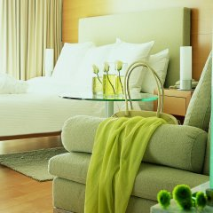 Отель Hilton Athens 5* Стандартный номер разные типы кроватей фото 4