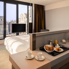 NH Collection Amsterdam Grand Hotel Krasnapolsky Амстердам в номере