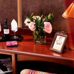 Отель BRITANNIQUE Париж удобства в номере фото 2