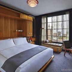 Отель Le Meridien New York, Central Park США, Нью-Йорк - 1 отзыв об отеле, цены и фото номеров - забронировать отель Le Meridien New York, Central Park онлайн комната для гостей фото 8