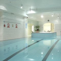 Britannia Sachas Hotel бассейн