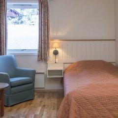 Отель Birkebeineren Hotel & Apartments Норвегия, Лиллехаммер - отзывы, цены и фото номеров - забронировать отель Birkebeineren Hotel & Apartments онлайн комната для гостей фото 4