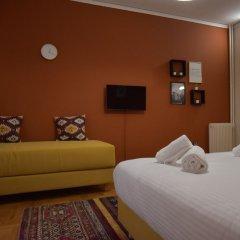 Отель Check Point - Down Town Греция, Афины - отзывы, цены и фото номеров - забронировать отель Check Point - Down Town онлайн комната для гостей фото 4