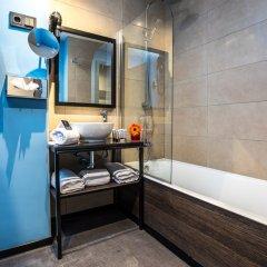 Отель Gran Atlanta Испания, Мадрид - 2 отзыва об отеле, цены и фото номеров - забронировать отель Gran Atlanta онлайн ванная фото 2