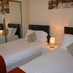 Отель Glasgow Green Apartments Великобритания, Глазго - отзывы, цены и фото номеров - забронировать отель Glasgow Green Apartments онлайн комната для гостей