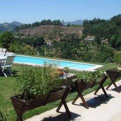 Отель Quinta de VillaSete бассейн