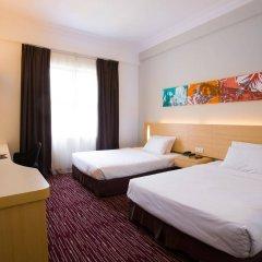 Отель Prescott Hotel KL Medan Tuanku Малайзия, Куала-Лумпур - 1 отзыв об отеле, цены и фото номеров - забронировать отель Prescott Hotel KL Medan Tuanku онлайн комната для гостей фото 3