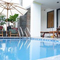 Отель An Bang Seasnail Homestay Хойан бассейн фото 3