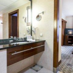 Отель Radisson Blu Hotel, Wroclaw Польша, Вроцлав - 1 отзыв об отеле, цены и фото номеров - забронировать отель Radisson Blu Hotel, Wroclaw онлайн ванная