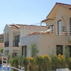 Villa Air Турция, Калкан - отзывы, цены и фото номеров - забронировать отель Villa Air онлайн бассейн фото 2