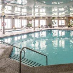Отель Doubletree By Hilton Gatineau-Ottawa Гатино бассейн
