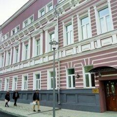 Гостиница Пушкин вид на фасад