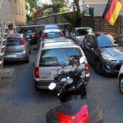 Hotel Boccascena Генуя парковка