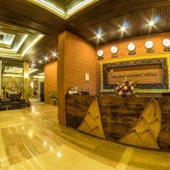 Bagan Landmark Hotel интерьер отеля