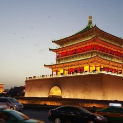 Отель Fulin Hotel Китай, Сиань - отзывы, цены и фото номеров - забронировать отель Fulin Hotel онлайн парковка