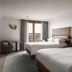 Amsterdam Marriott Hotel комната для гостей фото 3