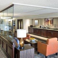 Отель Hilton Bellevue интерьер отеля фото 2