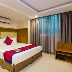 Отель Sun City Hotel Вьетнам, Нячанг - 4 отзыва об отеле, цены и фото номеров - забронировать отель Sun City Hotel онлайн комната для гостей фото 4
