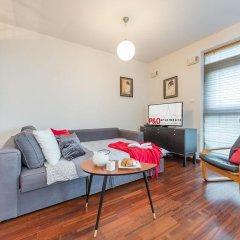 Апартаменты P&O Apartments Arkadia комната для гостей фото 3