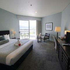 Отель Grand Pacific Hotel Фиджи, Сува - отзывы, цены и фото номеров - забронировать отель Grand Pacific Hotel онлайн комната для гостей фото 4