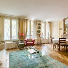 Отель La Tour-maubourg Париж комната для гостей фото 2