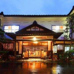 Отель Takinoya Цуруока вид на фасад
