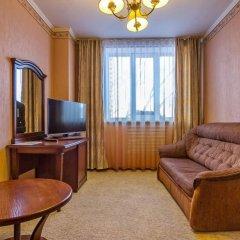 Гостиница Оазис комната для гостей фото 5