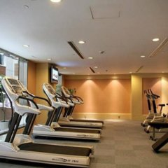 Shanghai Forte Hotel фитнесс-зал фото 2