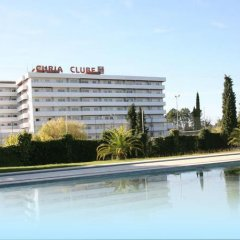 Апартаменты Curia Clube Apartments бассейн фото 3