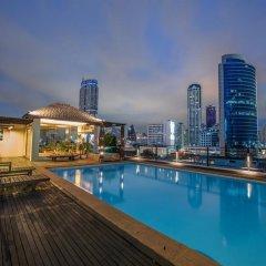 Отель The Grand Sathorn Таиланд, Бангкок - отзывы, цены и фото номеров - забронировать отель The Grand Sathorn онлайн бассейн фото 3