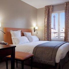 Отель Hôtel Le Relais Saint Charles Франция, Париж - 1 отзыв об отеле, цены и фото номеров - забронировать отель Hôtel Le Relais Saint Charles онлайн комната для гостей фото 2