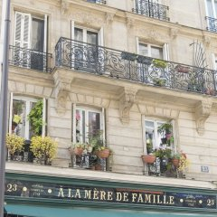 Апартаменты Classic Studio in Montmartre питание