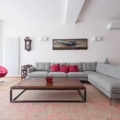 Апартаменты Pitti Palace 5 Stars Apartment комната для гостей фото 5