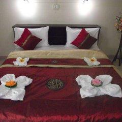 Отель The Krabi Forest Homestay комната для гостей фото 3