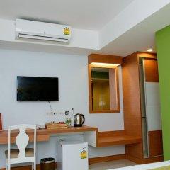 Отель Zen Rooms Ratchaprarop Бангкок удобства в номере